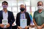 Las máximas autoridades de Fedecoba mantuvieron un encuentro con el titular del INAES