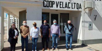 Junto a la EPE, FESCOE refuerza su presencia territorial en el norte santafesino