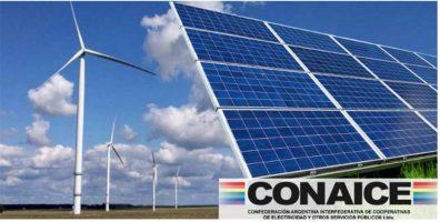 Objetivo sustentable: asociadas de CONAICE avanzan en el desarrollo de energías renovables
